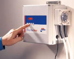 Time flow meter