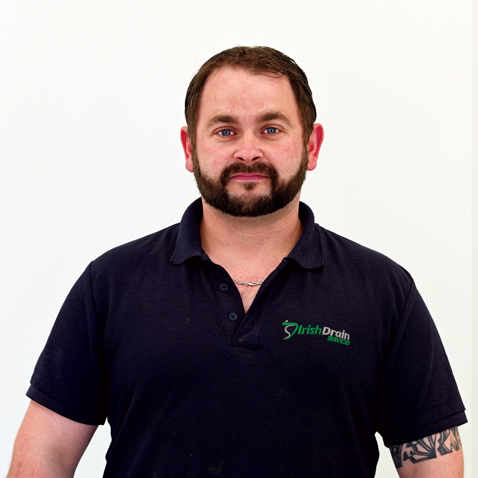 Daniel Coffey - Senior Operator & Team Leader with Irish Drain Services