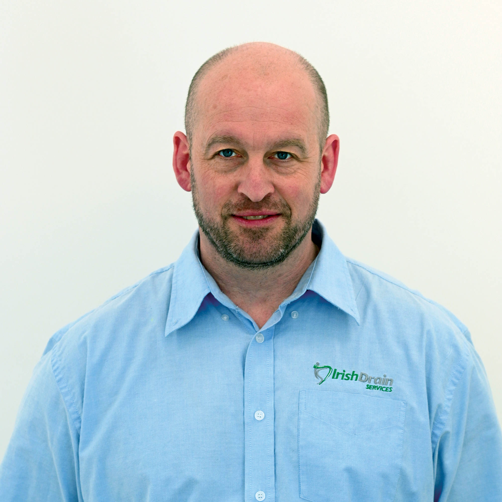 Rob Bais - IT Manager with Irish Drain Services